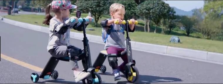 How Can Kids Take Benefits From Scooter By Using It?