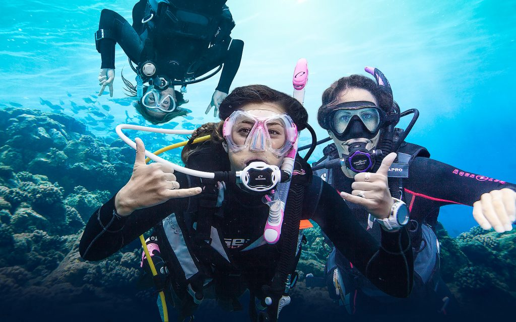 Why Should You Enroll Discover Diving Course